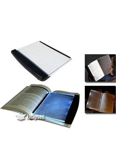 Kitap Arası Okuma Işığı Led Panel Good Time 9786057000427