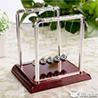 Metal Denge Topları Newton`s Cradle Good Time