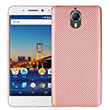 Izore General Mobile GM 5 Plus Rose Gold Silikon Kapak Zore