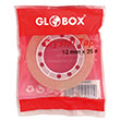 Globox 12x10 Şeffaf Bant SMART.6951