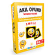 Akıl Oyunu Smile Memory Game Blue Focus