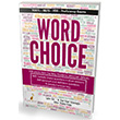 Word Choice TOEFL IELTS YDS Proficiency Exams Pelikan Yayınevi