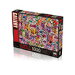 City of Colors 1000 Parça Puzzle ONUR315 Ks Games