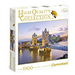 Clementoni 1000 Parça High Quality Yetişkin Puzzle Tower Bridge CLEMENTONI95986