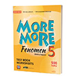 New More More English 5 Fenomen Test Book Kurmay ELT Yayınları