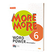New More More English 6 Word Power Kurmay ELT Yayınları