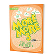 New More More English 3 Worksheets Test Book Kurmay ELT